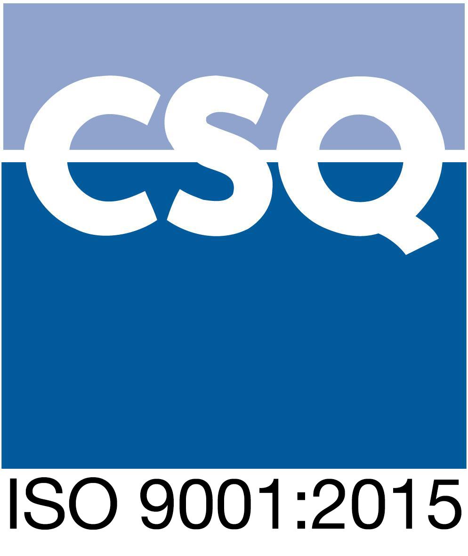 EMPRESA CERTIFICADA NORMA ISO 9001:2015